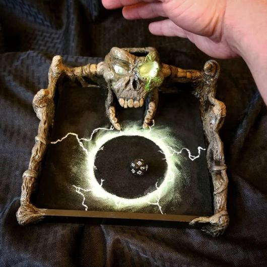 Vecna Dice Tray